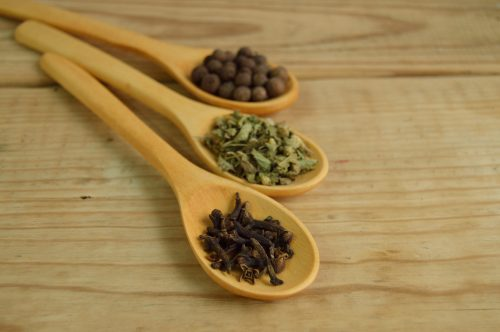 spoons and spices